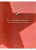 Soviet Contemporary Art. The Property of the Kniga Collection, Paris